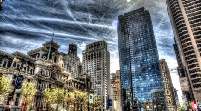 Philly Center City HDR Photos