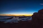 10,000' sunrise